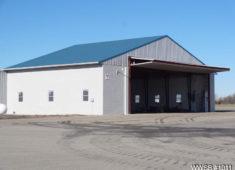 Hangar Doors Amp Bi Fold Doors From Worldwide Steel Buildings