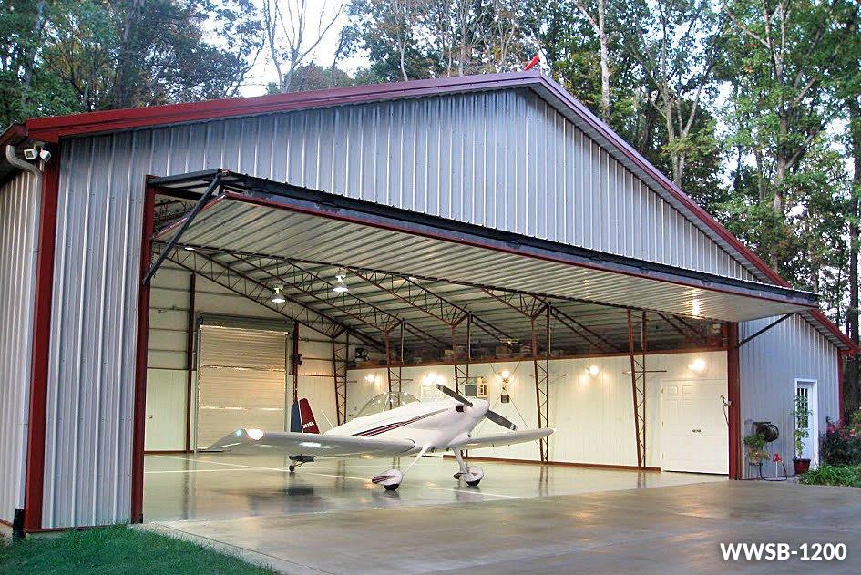 Steel Building Aircraft Hangars Worldwide Steel Buildings